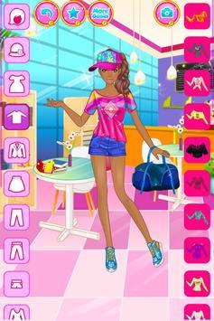 Колледж Одевалки для девочек скриншот 2