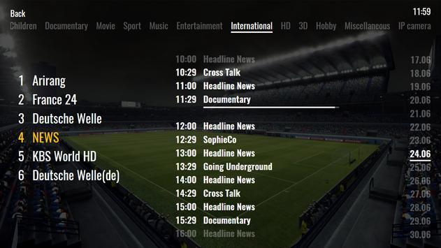 IPTVPORTAL скриншот 1