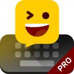 Эмодзи клавиатура Facemoji темы&стикеры