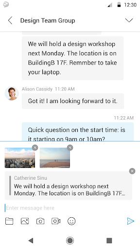 Cisco Jabber скриншот 3