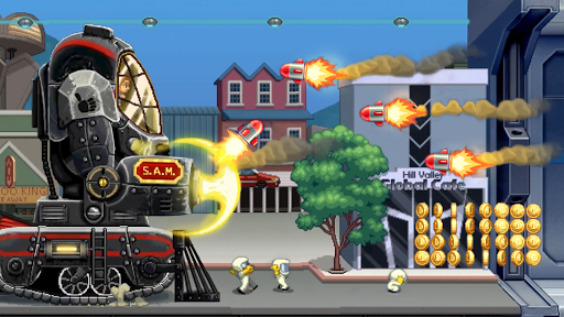 Jetpack Joyride скриншот 4