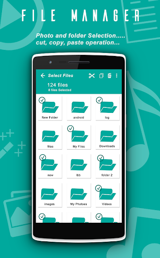 File Manager HD скриншот 4