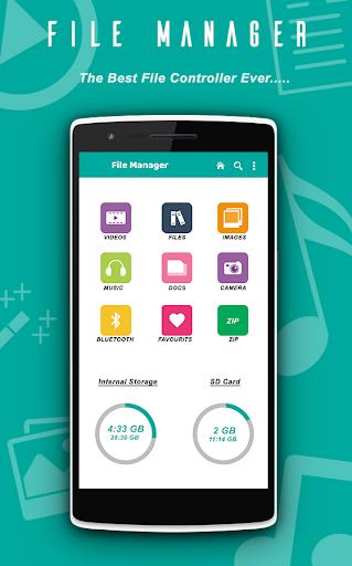 File Manager HD скриншот 5