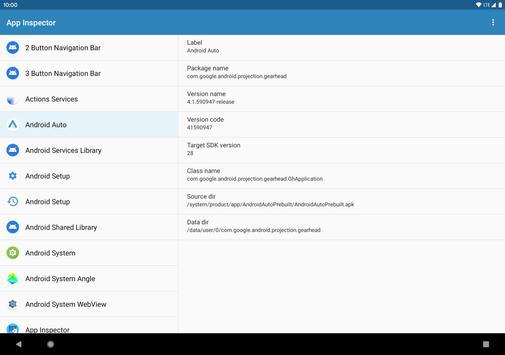 App Inspector скриншот 3