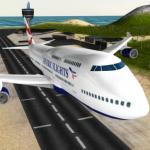 Авиасимулятор летать самолет
