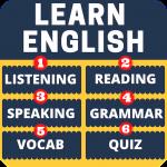 English Listening, Speaking, Reading & Vocabulary