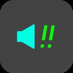 Звук приложения
