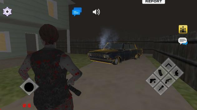 Multiplayer Granny Mod скриншот 4