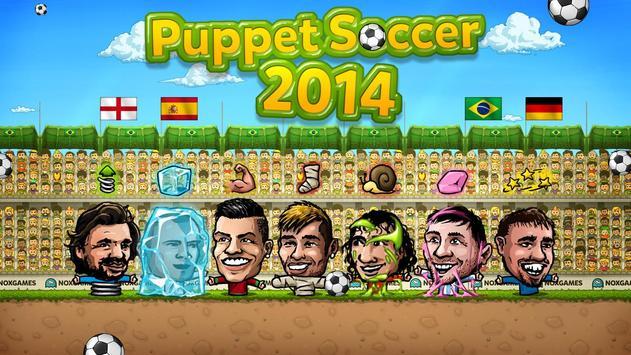 Кукольный футбол 2014 скриншот 5
