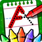 Азбука дошкольников - обучающая игра