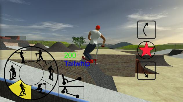 Scooter Freestyle Extreme 3D скриншот 1