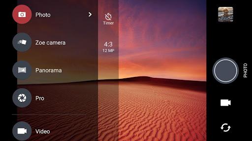 Камера HTC скриншот 1
