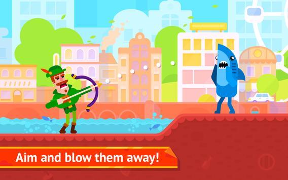 Bowmasters скриншот 1
