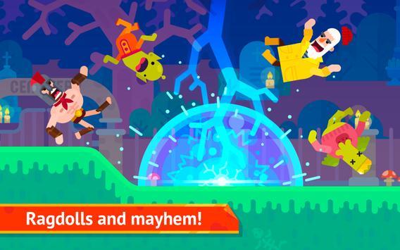 Bowmasters скриншот 2