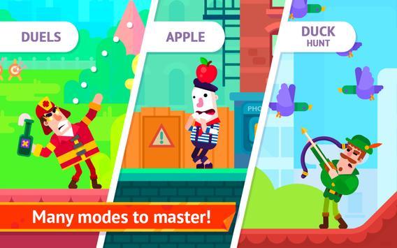 Bowmasters скриншот 5
