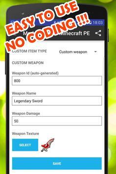 Mod Maker for Minecraft PE скриншот 1