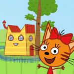 Три Кота - Кукольный домик
