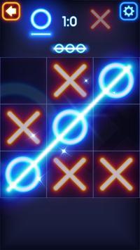 Сияющие крестики-нолики скриншот 2