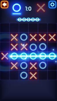 Сияющие крестики-нолики скриншот 4