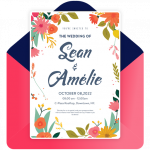Сделать приглашение и поздравительные открытки