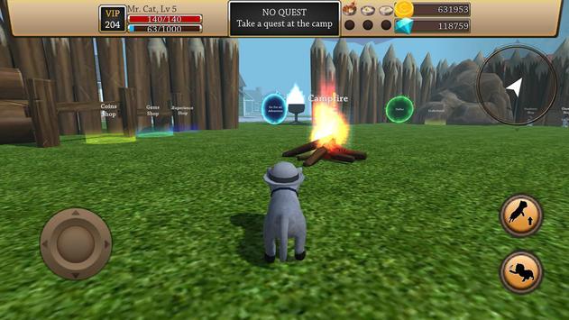 Симулятор Кота скриншот 5