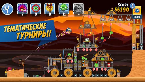 Angry Birds Friends скриншот 4