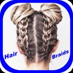 Простые косички из волос 2020 африканских косичек