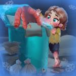 Candy Manor - Дизайн дома