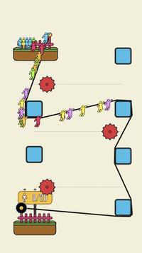 Rope Rescue! - Unique Puzzle скриншот 5