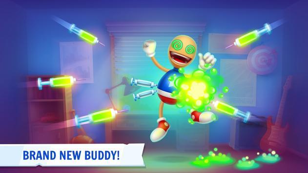 Kick the Buddy скриншот 1