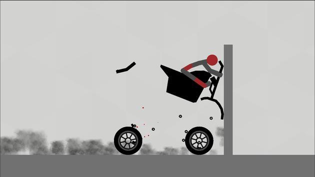 Stickman Falling скриншот 1