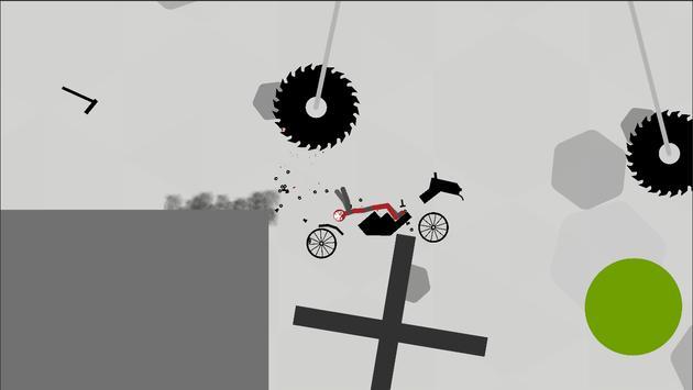 Stickman Falling скриншот 4