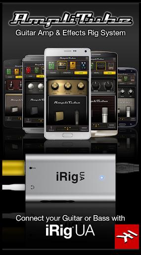 AmpliTube UA скриншот 2