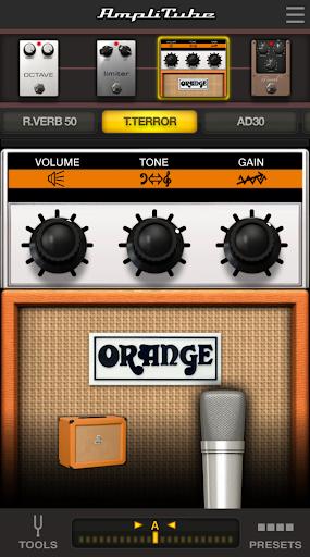 AmpliTube UA скриншот 4