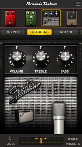 AmpliTube UA скриншот 5