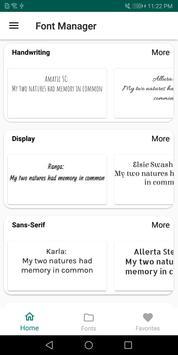 Шрифты для Huawei / Honor / EMUI скриншот 2