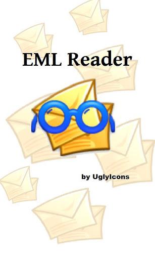 EML Reader FREE скриншот 1