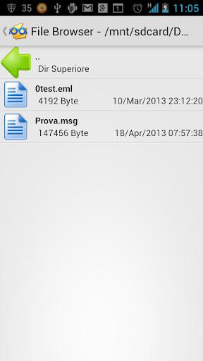 EML Reader FREE скриншот 4