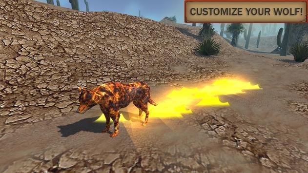 Симулятор Волка: Эволюция Диких Животных скриншот 2