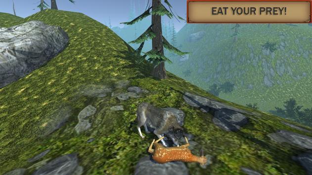 Симулятор Волка: Эволюция Диких Животных скриншот 4