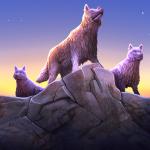 Симулятор Волка: Эволюция Диких Животных