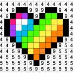 Раскраска по числам бесплатно (Color by Number)