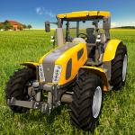 Современное тракторное хозяйство Симулятор трактора