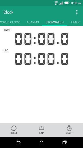 HTC Часы скриншот 3