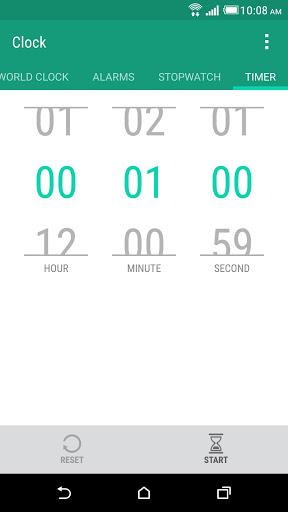 HTC Часы скриншот 4