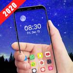 Прозрачный телефон - Прозрачные живые обои