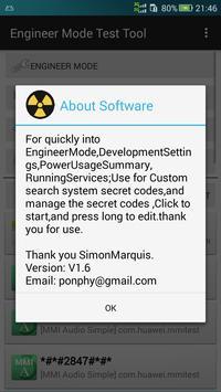 Development Settings скриншот 3