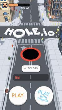 Hole.io скриншот 5