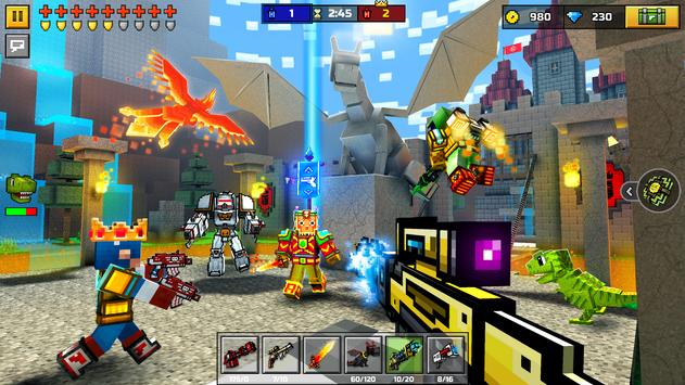 Pixel Gun 3D: Battle Royale скриншот 3