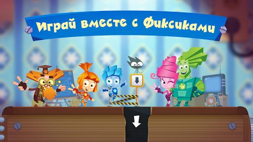 Фиксики: Приключенческая игра скриншот 2